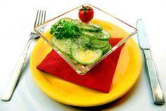 Rychlé a snadné recepty ze salátové okurky aneb jak zhubnout 7 kg za 14 dní