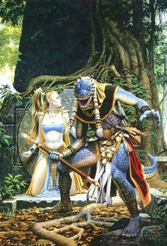 Artist: Keith Parkinson  -  Everquest  -  http://fantasygallery.net/parkinson/  -  https://www.pinterest.com/rnrray2/parkinson-keith/  -  https://www.keithparkinson.com/  -  #KeithParkinson