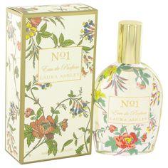 Laura Ashley No 1 Eau de Parfum SPRAY 3.4oz BRAND NEW IN SEALED BOX  #LauraAshley #discountperfumes #freeshipping #scentsandsensibility