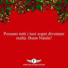 Possano tutti i tuoi sogni diventare realtà. Buon Natale! #Natale #BuonNatale #Auguri #FrasiAuguri #FrasiNatale #frasifamose #aforismi #citazioni #FervidaIspirazione Movie Posters, Movies, Pace, Films, Film Poster, Cinema, Movie, Film, Movie Quotes