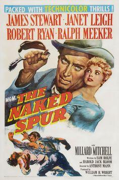 Poster - Naked Spur, The (1953)_01.jpg 1,957×2,963 pixels