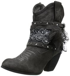 Not Rated Women's Stash Boot @  Get this offer at http://kompletekollection.com/product/not-rated-womens-stash-boot/