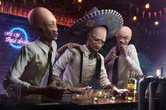 Drunk Aliens by lightfarm studios