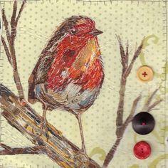 'Robin' Greeting card