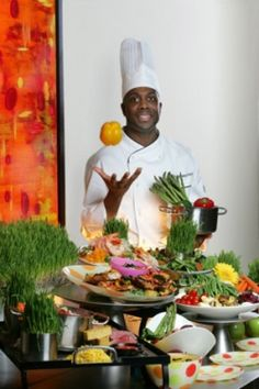 Chef Kevin Mitchell – Leading by Example for All Future Chefs