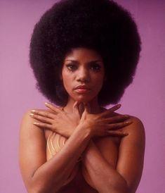 Melba Moore My Black Is Beautiful, Beautiful People, Beautiful Women, Dona Summer, Black Girl Magic, Black Girls, Afro, Vintage Black Glamour, Black Girl Aesthetic