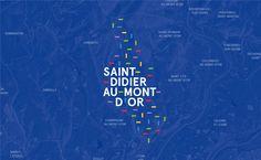 Saint-Didier-Au-Mont-d'Or on Behance