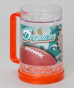 Miami Dolphins Freezer Mug by Hunter