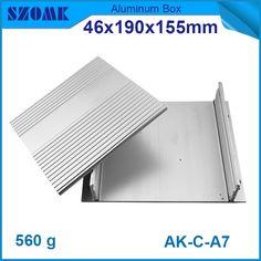 $59.40 (Buy here: https://alitems.com/g/1e8d114494ebda23ff8b16525dc3e8/?i=5&ulp=https%3A%2F%2Fwww.aliexpress.com%2Fitem%2F6-pieces-a-lot-electrical-aluminum-extrusion-enclosure-project-case-for-electronics-46x190x155mm%2F32547992697.html ) 6 pieces a lot, electrical aluminum extrusion enclosure project case for electronics 46x190x155mm for just $59.40