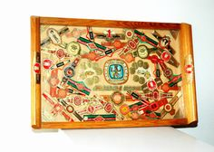 Hey, I found this really awesome Etsy listing at https://www.etsy.com/listing/191160149/1950s-european-cigar-band-serving-tray