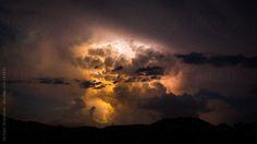 Lighting Strom by shainblum   Stocksy United