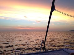 Enjoy beautiful sunsets on a sailing holiday in Thailand