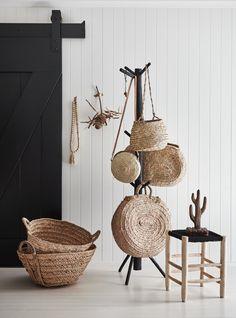 Moroccan Baskets - Barefoot Gypsy