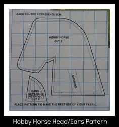 The Sugar Cube: Hobby Horse Pattern & Instructables Craft room,Sewing,Sewing Projects, Easy Hobbies, Hobbies For Couples, Hobbies For Women, Hobbies To Try, Hobbies That Make Money, Softies, Stick Horses, Horse Party, Horse Pattern