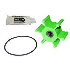 """Jabsco Impeller Kit - 6 Blade - Urethane - 2"""" Diameter - https://www.boatpartsforless.com/shop/jabsco-impeller-kit-6-blade-urethane-2-diameter/"""