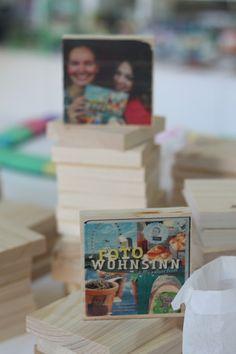 Neues Tutorial Fototransfer auf Holz