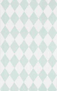Tapet Harlequin, 10,5 x 0,53 m, 780 kr, Ferm living.