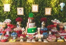 Festa Infantil Mágico de Oz: 15 ideias para uma festa linda