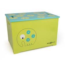 Speelgoedkist Olifant,03.4122,opbergkist-speelgoed-opruimen,Bartok
