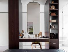 Luigi Roselli significantly modifies typical 1920s Sydney flat into four-storey block with basement carpark and cellar, ground floor garden apartment and two-storey penthouse.