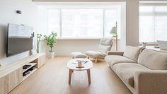 Tan Living Room