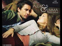 Alex & Emma (Full Movie) comedy