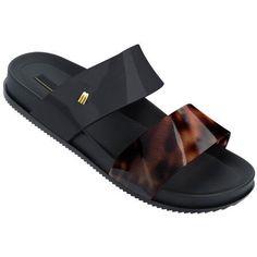 719e81881 Chinelo Birken, Sandalia Rasteira, Sapatilhas, Loja Melissa Oficial,  Sandálias Melissa, Sapatos