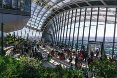 12 Iconic London Bars With The Best Views Across The City - Hand Luggage Only…