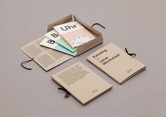 What Is A Lookbook? - Inward Facing Girl  comes in a box with a small brand book, becomes a box to store ticket stubs