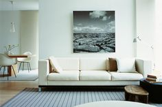 Harmonious private house in Finland with Woodnotes interior design. Calm and cool. Woodnotes | Professionals | Projects