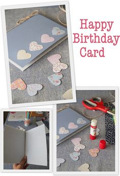 DIY Card Making Tutorials & Projects- This site has some great card ideas!