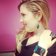 Maravillosa Marta in fall'winer collection! @sin.tacones.tambien.hay.estilo ❤  Muchas gracias por este look muy alegre y rosado  #fashionblogger #fashionista #ernestodebarcelona #repost #beatiful #glamgirl #fashion #collaboration #colaboración #beautyblog #influencer #coloresvivos #colours #colourful #pink #trendyjewelry #jewelryset #lookoftheday #barcelona #sitges