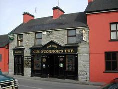 An Irish pub....any Irish pub!