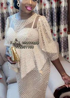 Net Blouses, White Gowns, Body Image, Slay, African Fashion, Marie, Cover Up, Tulle, Couture