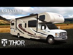 New 2015 Chateau Class C RVs from Thor Motor Coach - YouTube