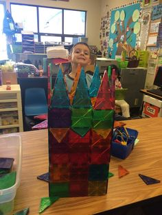 Magna-Tiles are such a huge hit in our class