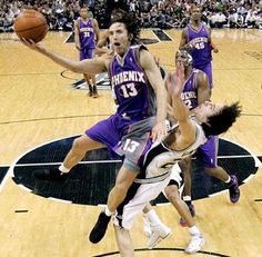 Steve Nash to take his talents to South Beach
