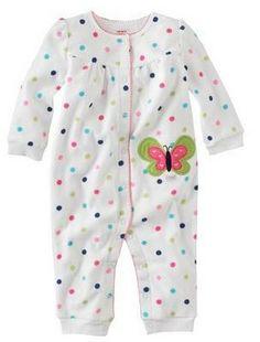 Baju Bayi Butterfly (kode C-6) @ 45 K