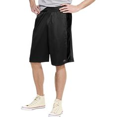 Champion Textured Dazzle Mens Basketball Shorts