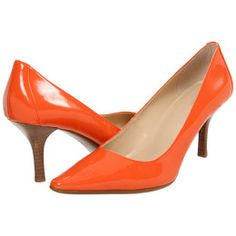 Calvin Klein Dolly High Heels - Orange