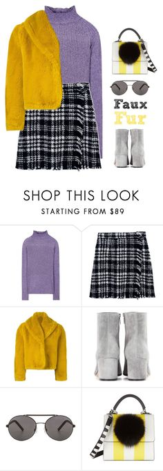 """""""Untitled #484"""" by ino-6283 ❤ liked on Polyvore featuring Carven, Dolce&Gabbana, Jean-Paul Gaultier, Gianvito Rossi, Seafolly and Les Petits Joueurs"""