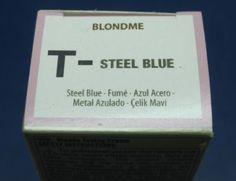 blonde me pixel tsteel blue