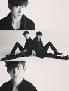 Jung Yun-ho (정윤호) and Shim Chang-min (심창민), who make up the duo TVXQ/DBSK (東方神起/동방신기).