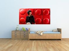 Lego fashion - Peel and stick wall decal