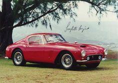 Ferrari 250 GT SWB Berlinetta (1959) styling de, obviamente, Pininfarina. Você sabe que você quer.