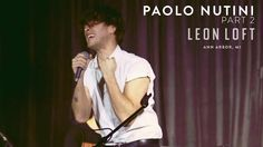 """Paolo Nutini performs """"Let Me Down Easy"""" & """"Coming Up Easy"""" live at the Leon Loft"""