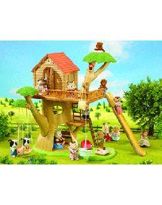 Sylvanian Families - Children's Tree House