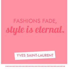Fashion Quotes | FashionClub.com