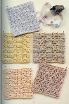 ISSUU - 262 Patrones de crochet de Darling Gabella