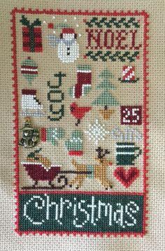 Cross Stitch Angels, Small Cross Stitch, Cross Stitch Tree, Cross Stitch Charts, Cross Stitch Patterns, Lizzie Kate, Cross Stitch Christmas Ornaments, Christmas Embroidery, Christmas Cross
